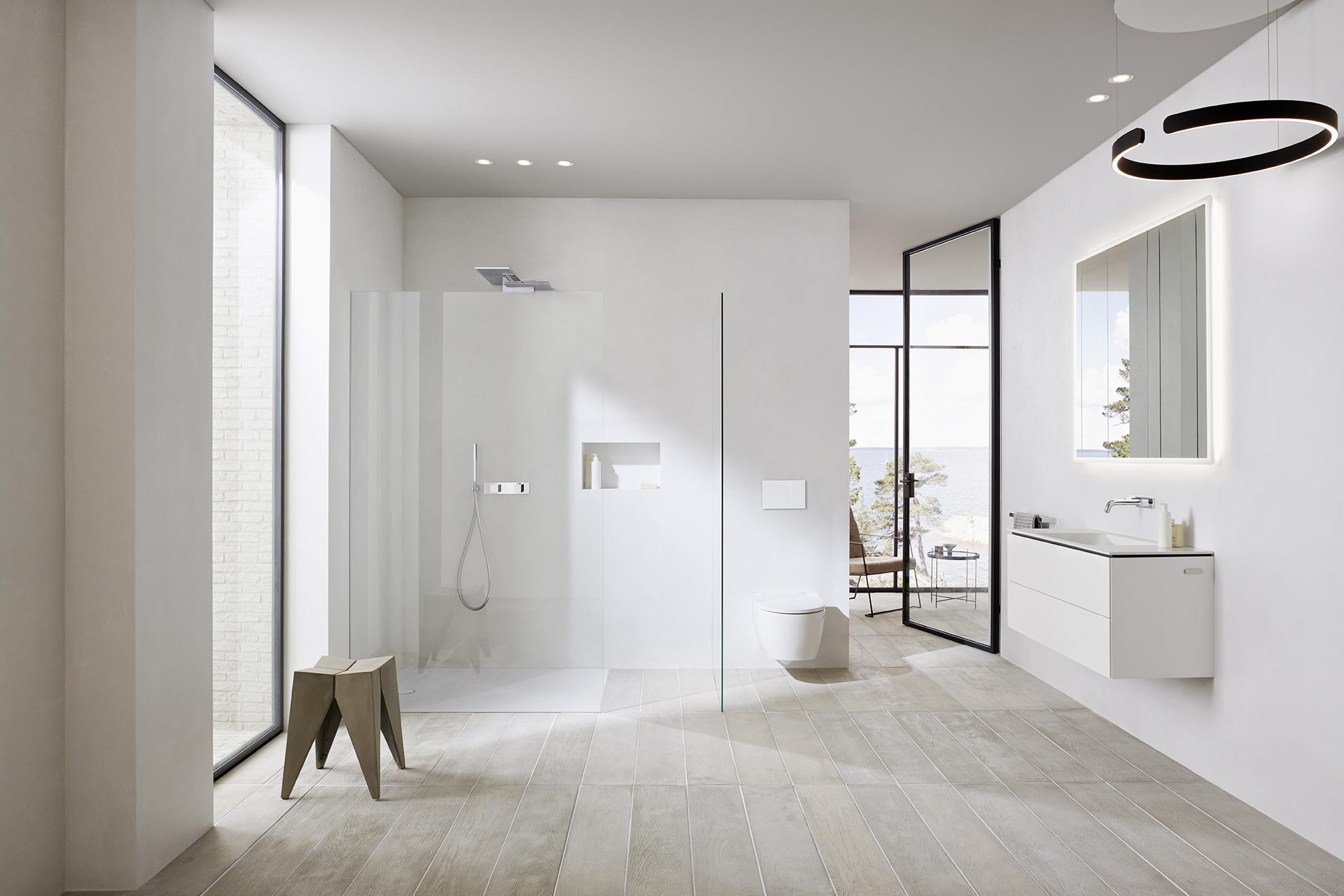 Vorwandsysteme bieten Komfort und Platzgewinn im Bad
